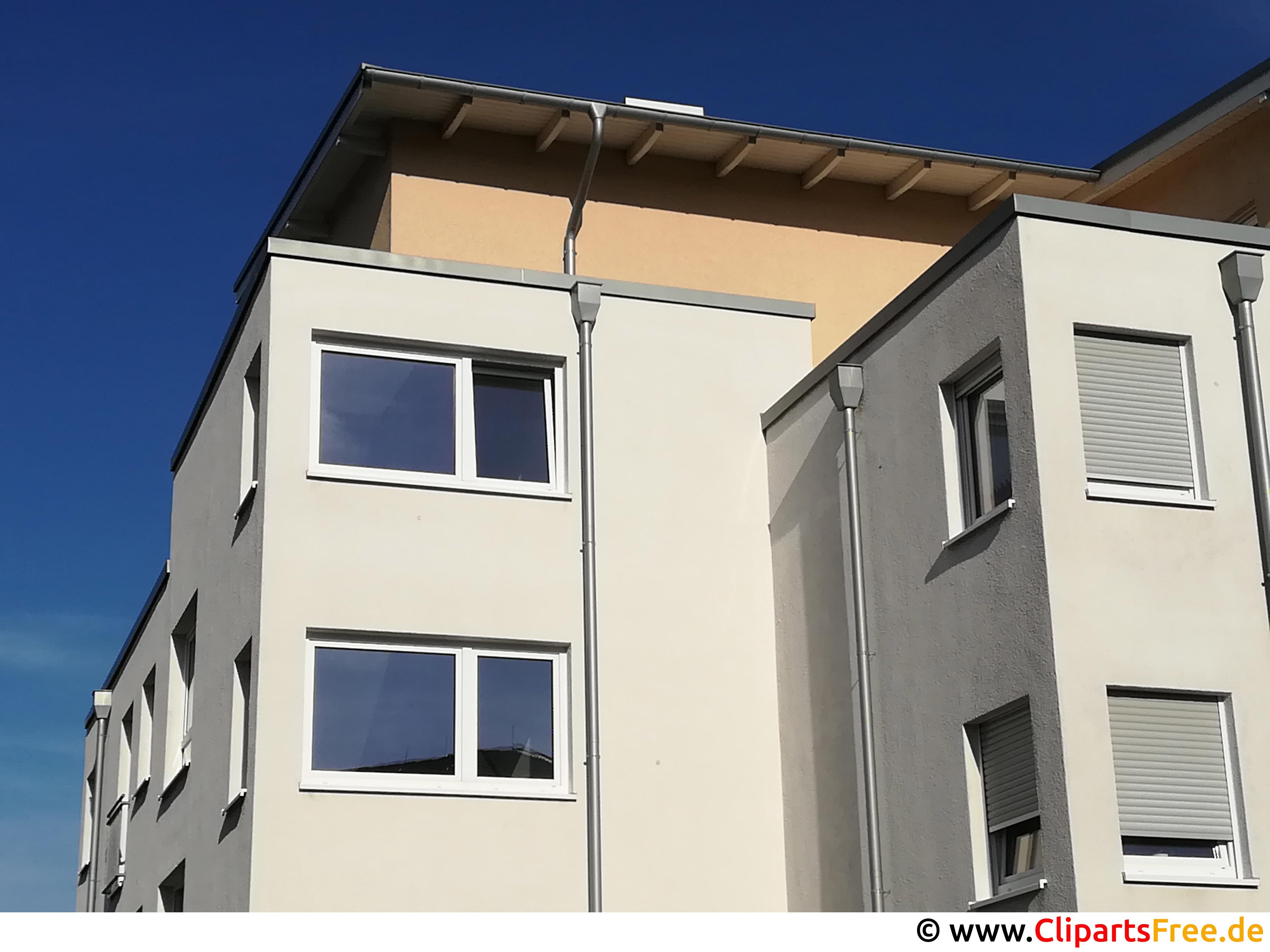 Haus mit mehreren Wohnungen Foto kostenlos