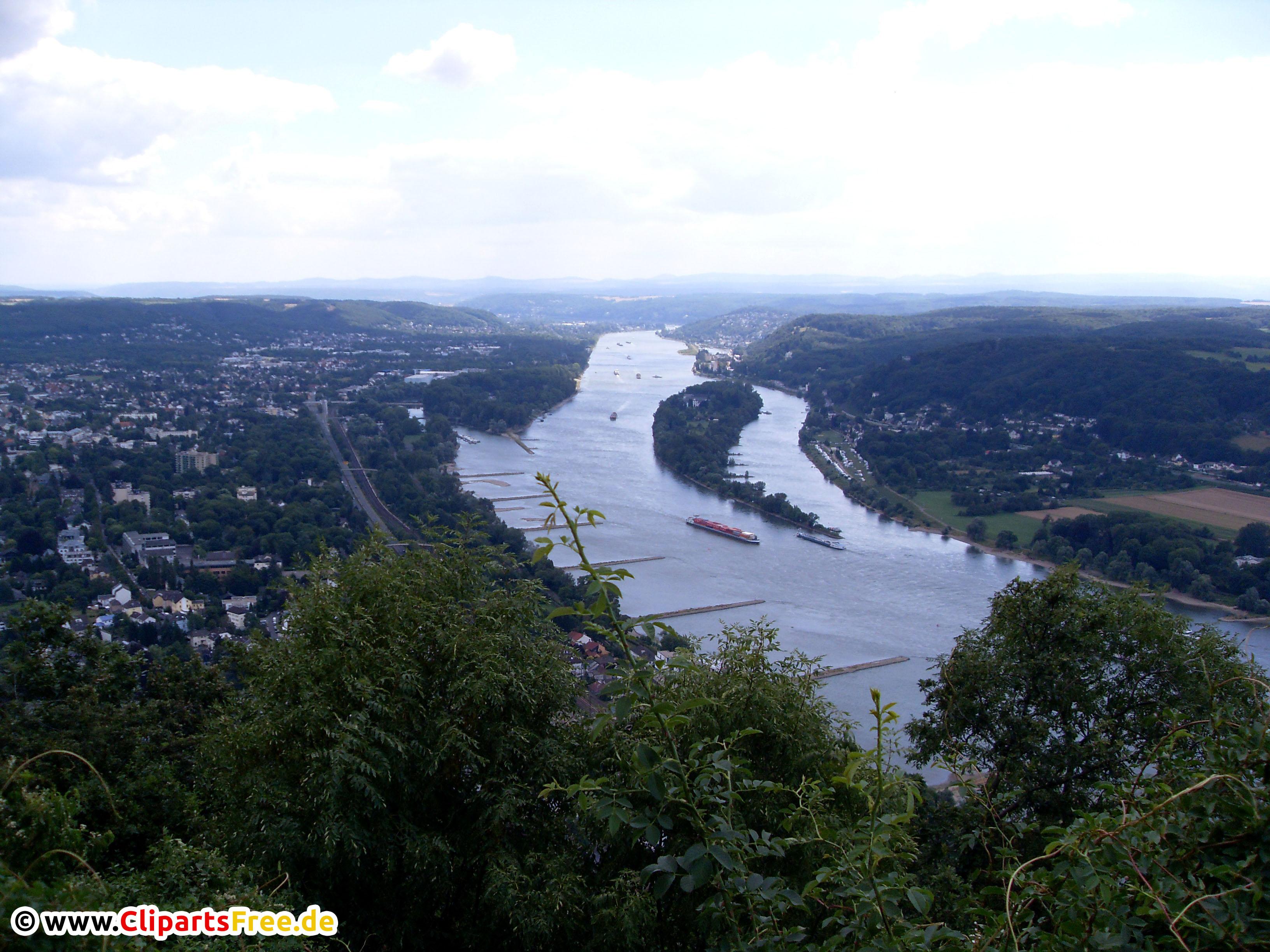 Blick auf Fluss Fotobank kostenlos