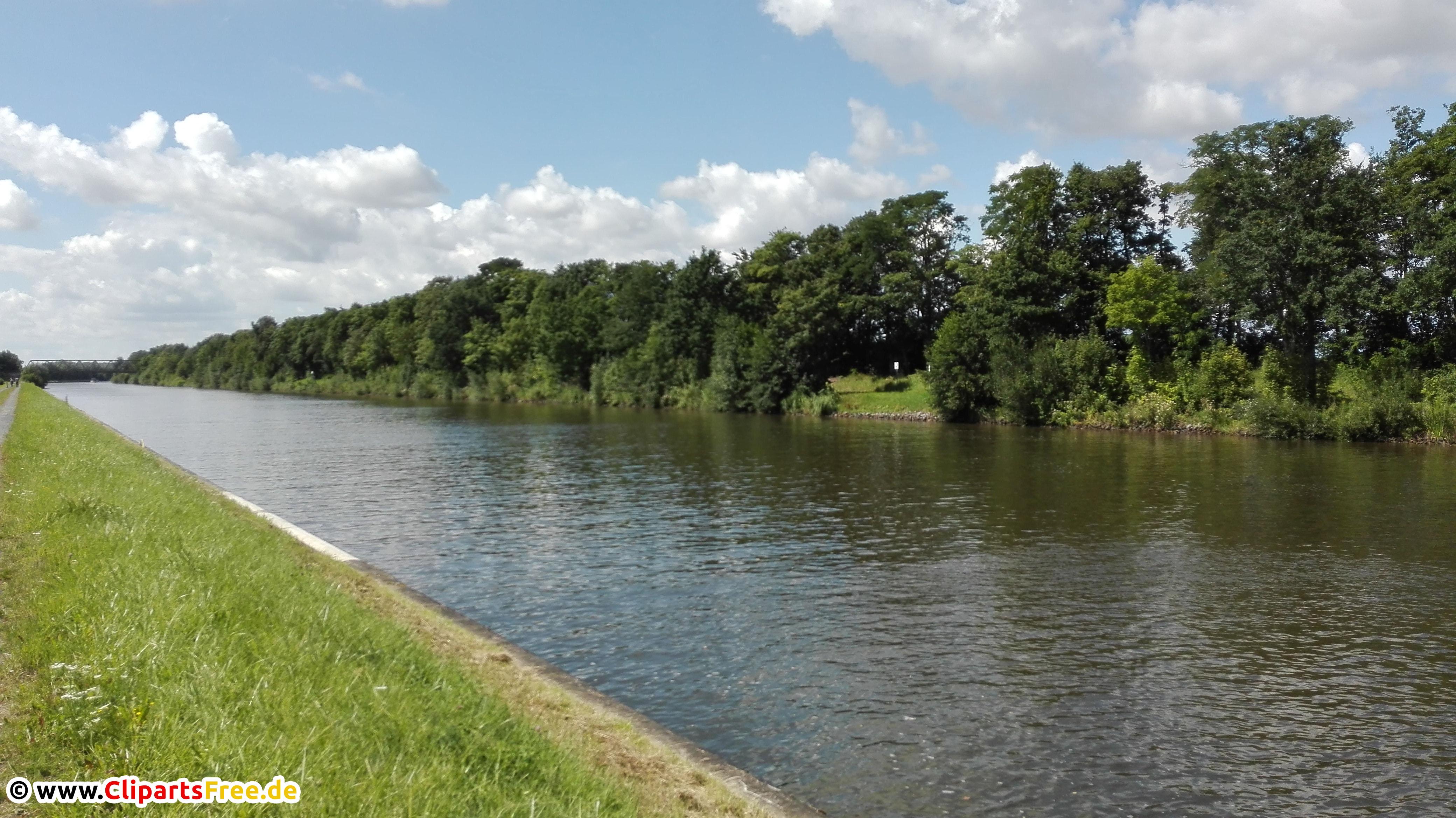 Wasserkanal Foto