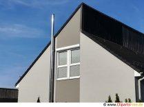 Nytt konstruktionshus Fotoklipp gratis