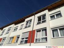 Bancă foto pentru clădiri rezidențiale gratuit