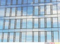 Glas und Beton Foto kostenlos