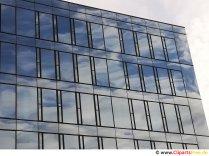 Stål, glas og beton
