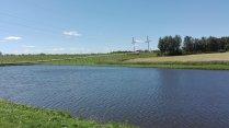 Foto af rolig flod
