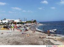 Strand på Kreta Foto gratis