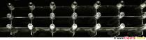 Krom- och ståldesignfoto, bild, bakgrund