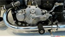 Motorcykel motor vintage bil foto, billede