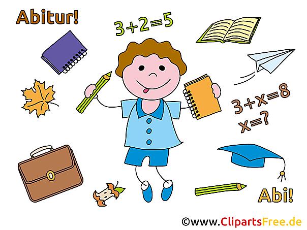 Abitur Cartoon Bilder