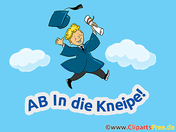 Abitur Motto - AB In die Kneipe