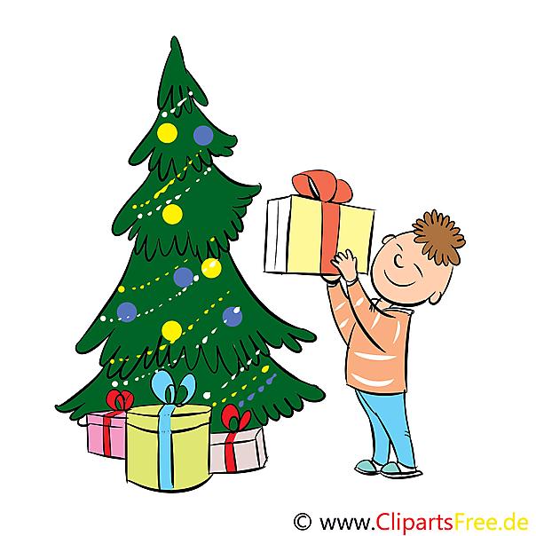 adventbilder mit weihnachtsbaum weihnachtsgeschenken und. Black Bedroom Furniture Sets. Home Design Ideas