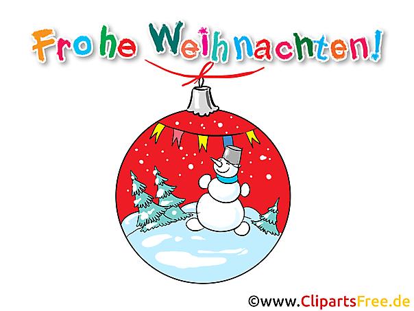 Frohe Weihnachtswuensche