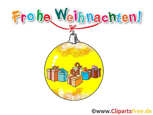 GB Bild zu Weihnachten zum Einbinden