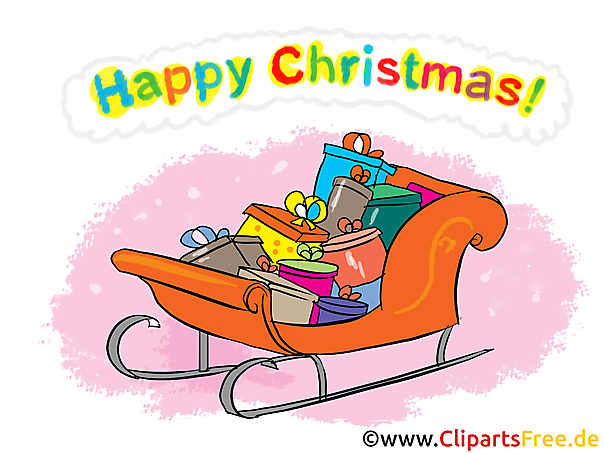 Happy Christmas Cliparts