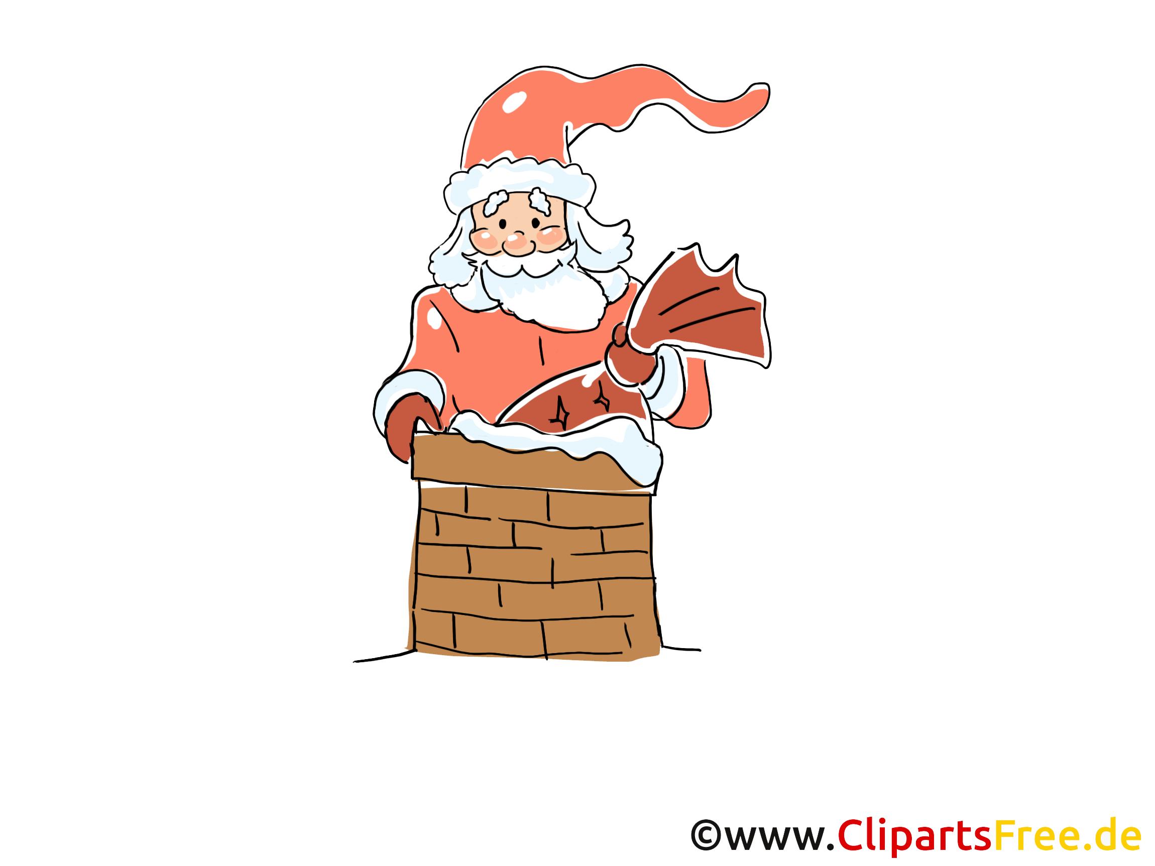 Santa Clip Art free