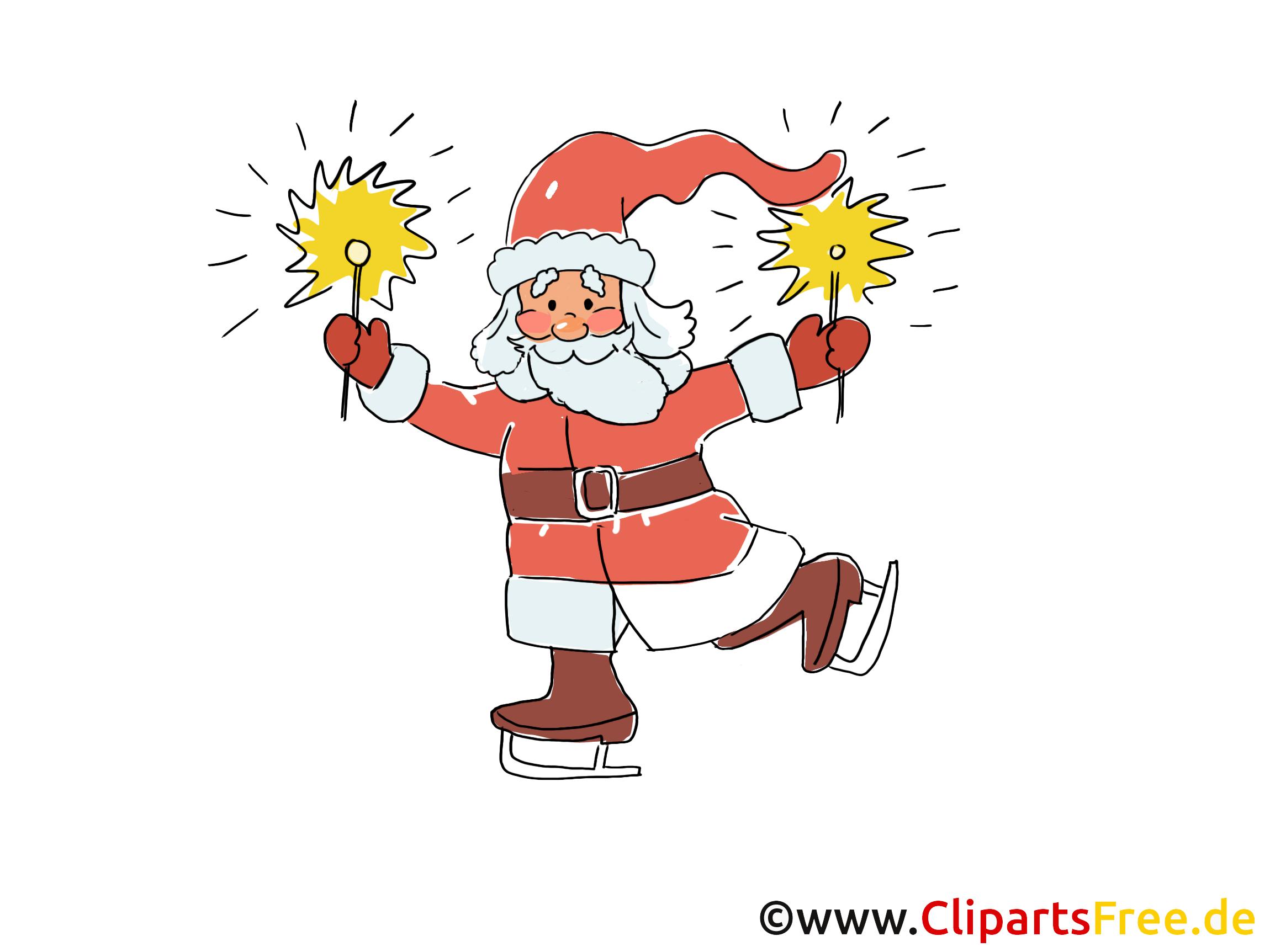 Weihnachtsmann Bilder, Gifs, Grafiken, Cliparts lustig