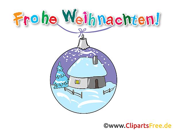Weihnachtswünsche Bilder gratis