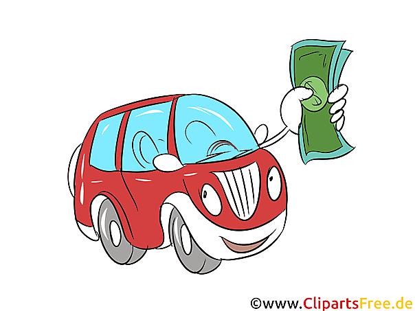 Autolening clipart, beeld, grafiek, bankillustratie, financiën