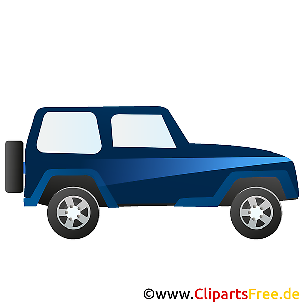 Land Rover Clipart SUV Gratis