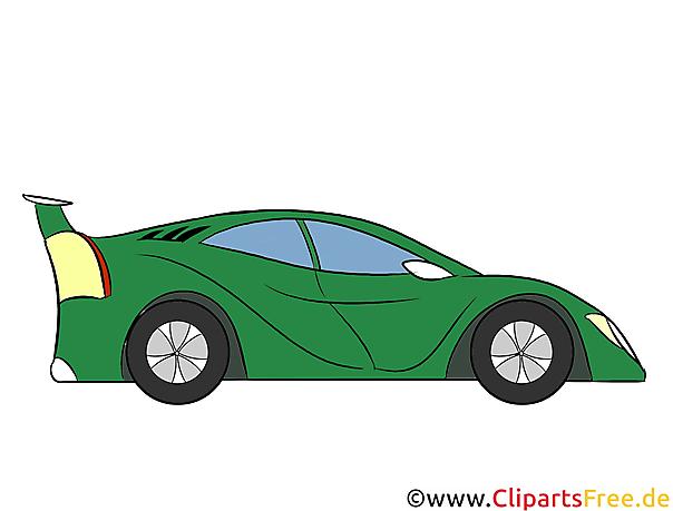 Sportwagen, sportwagen clipart, illustratie, foto gratis