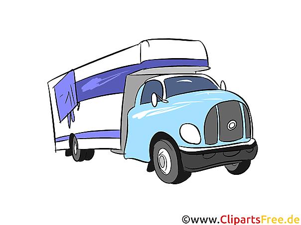 wohnwagen illustration bild clipart autos. Black Bedroom Furniture Sets. Home Design Ideas