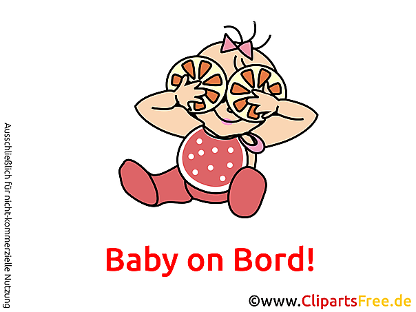 clipart baby on board-#39