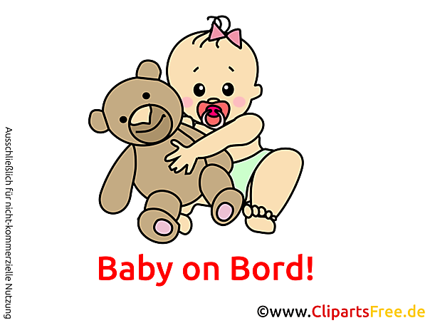 clipart baby on board - photo #30