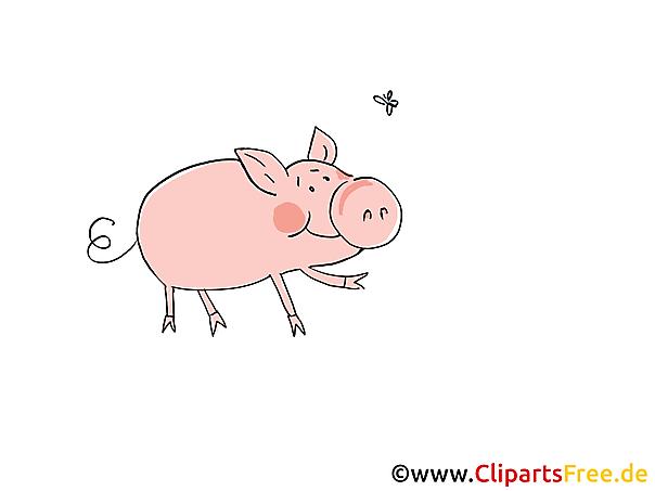 牧草地の農場の写真豚