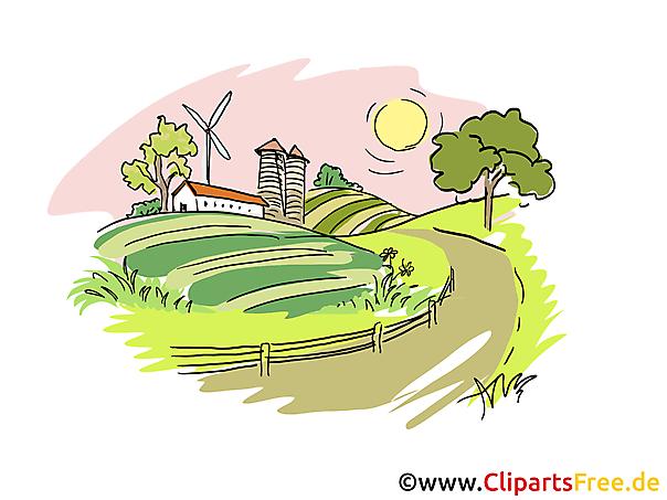 Boerderijfoto's - gratis clipart