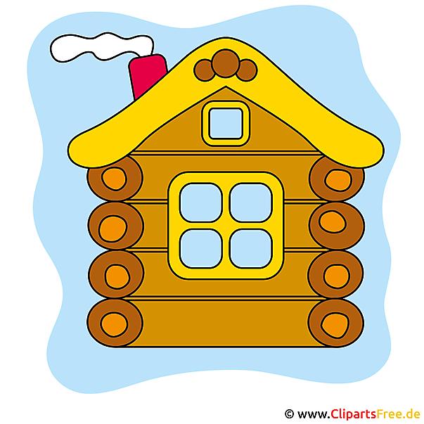 木造の小屋の写真 - 農場の写真