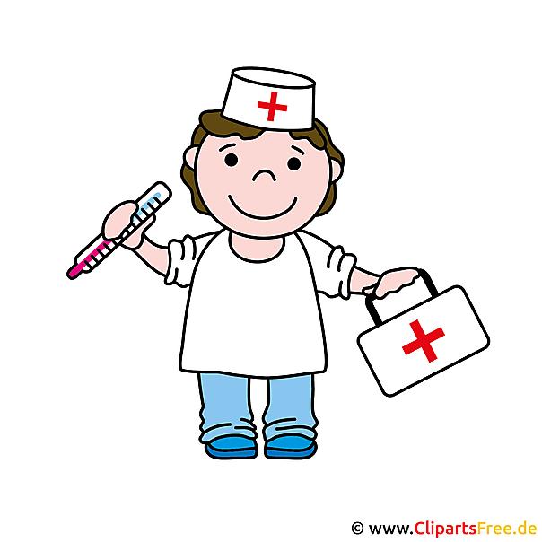 医者のクリップアート漫画無料