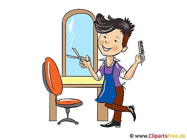 美容師漫画 - 無料の職業写真