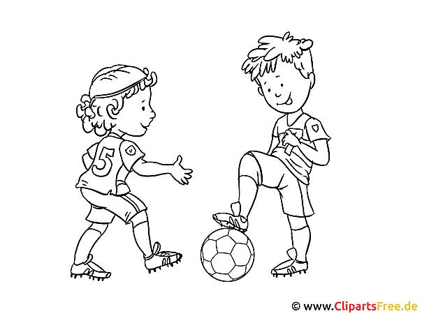 Bild Der Fussball Vorlage Taterjinghou Ga