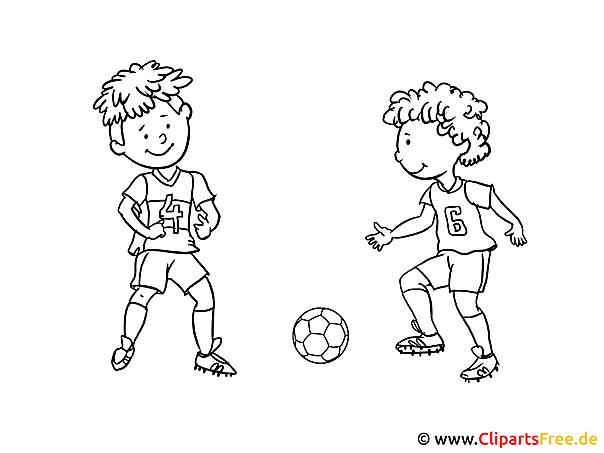 Bilder Zu Ausmalen Und Ausdrucken Fussball