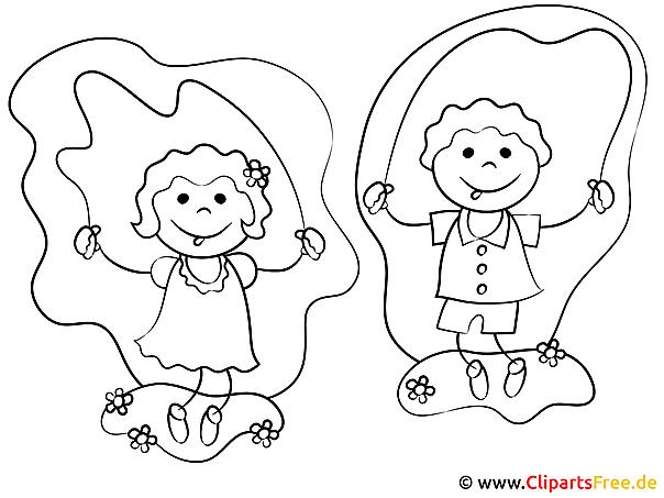 Kinder Malen - Bilder zum Ausmalen