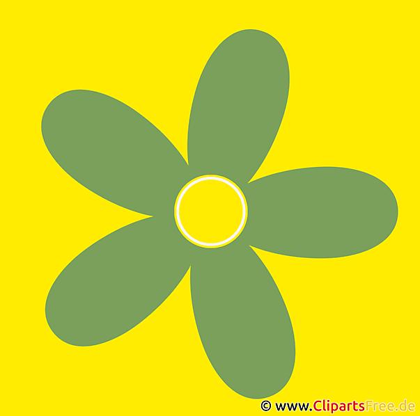 Blume Clip Art