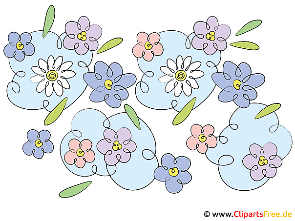 clipart sammlung kostenlos mit blumen. Black Bedroom Furniture Sets. Home Design Ideas