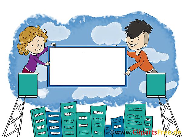 Bauunternehmung Clipart, Bild, Grafik, Cartoon gratis