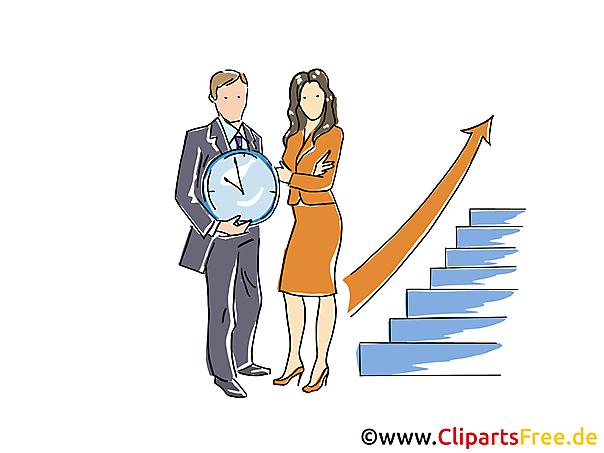 Beratung, Berater Clipart, Grafik, Bild, Cartoon