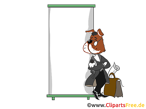 Business and Finance Presentation Clipart