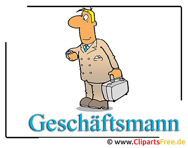 Businessmann Clipart Geschäftsmann Bild kostenlos