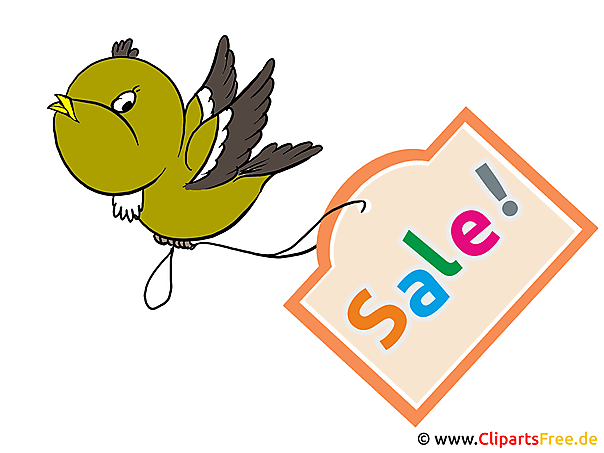 Clipart Shopping Sale