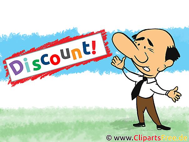 Discount Clipart gratis
