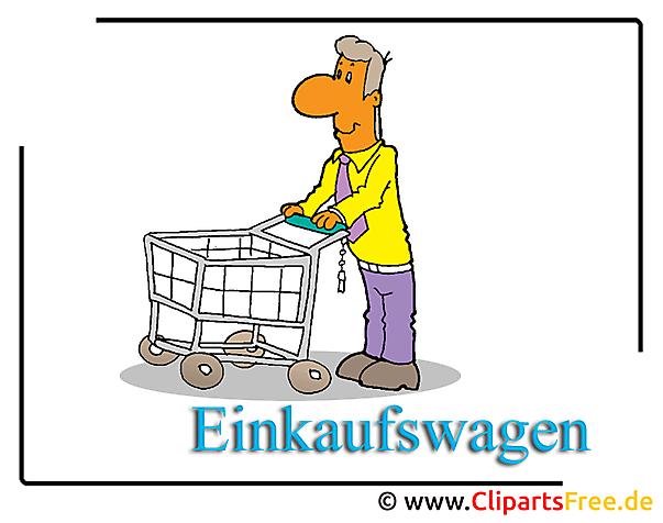 Einkaufswagen-Clipart-free-