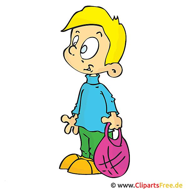 Kunde Clipart, Bild, Cartoon, Grafik, Illustration