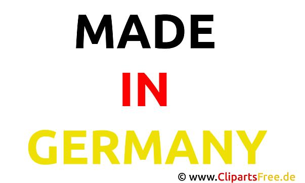 Made in Germany Bild