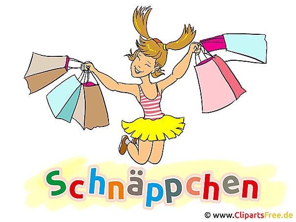 Schnäppchen Clipart, Bild, Illustration