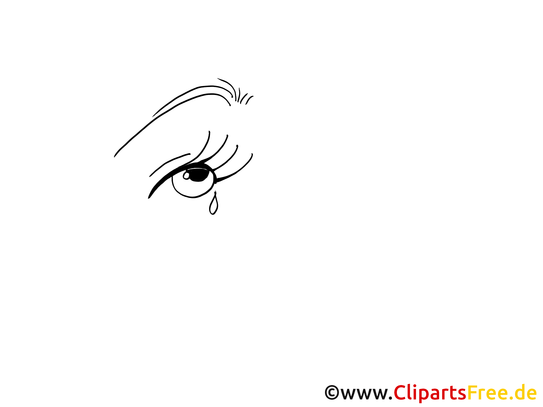 Auge Grafik-Illustration