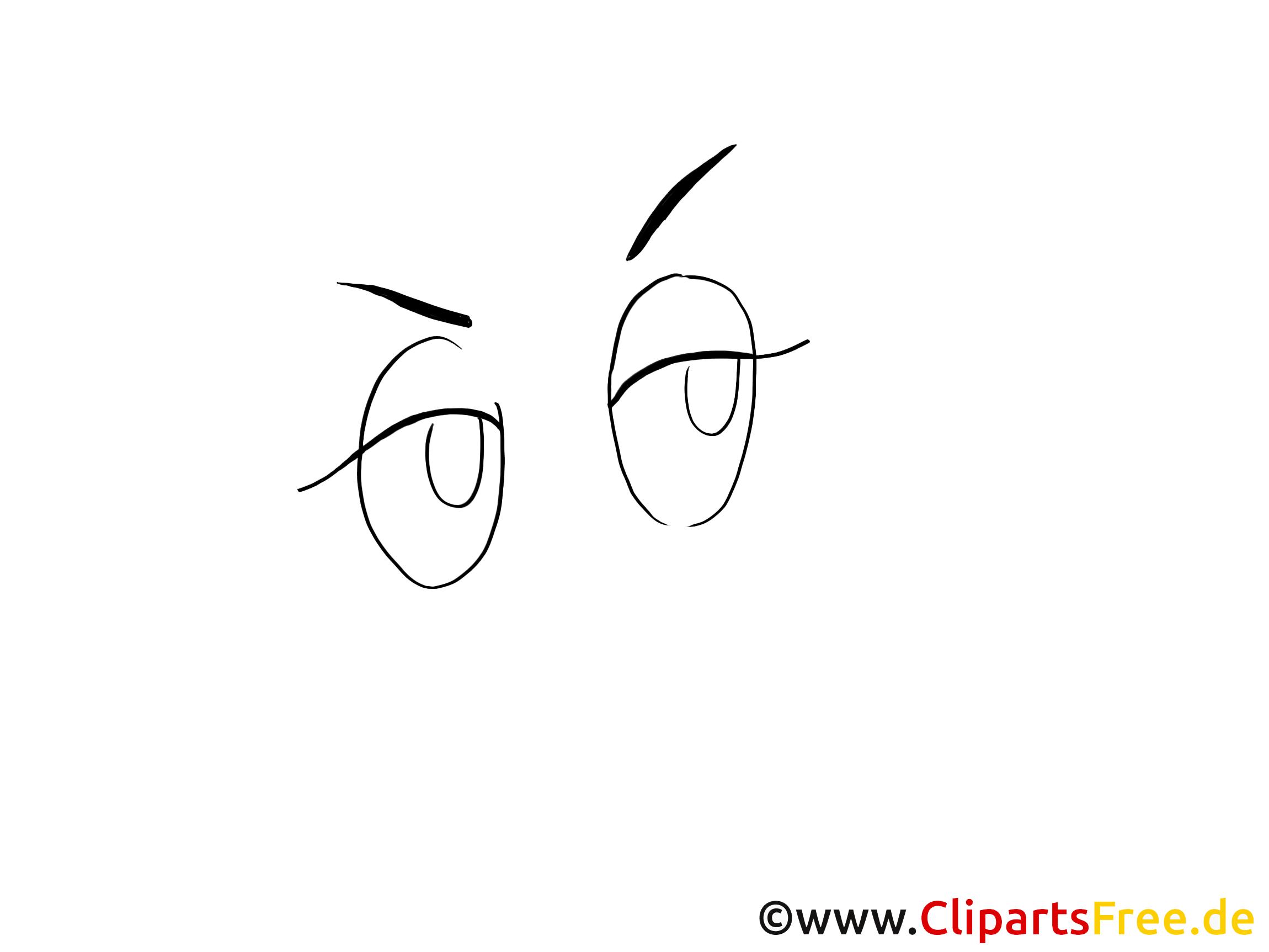 Cartoonzeichnung