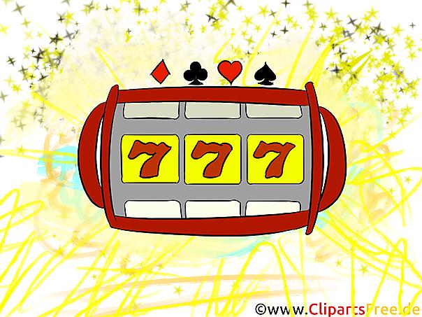 777 Casino Clipart Gratis
