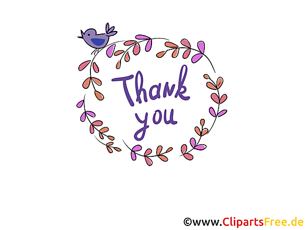 Free Clip Art Thank You download for free